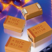 AVX钽电容TPS系列